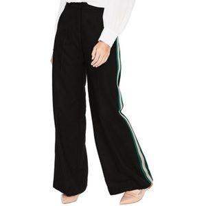 Boden Sherborne Side Stripe Wool Blend Pants 8438